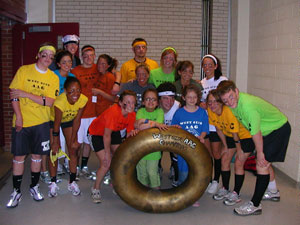 Circle of Strength2 LFAG Easton HS Almost Anything Goes
