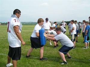 Football Camp Training Training