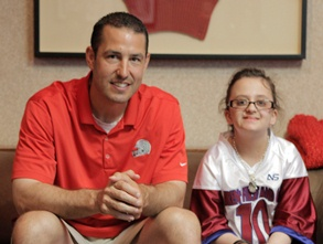 fickell lauren LFG Ohio Camp Raises $18000 Welcomes Almost 500 Athletes